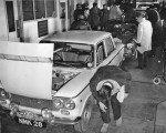 206 - Chamberlain-Mullen - Fiat 1300-151 - Harvey-Cardell - Mini Cooper